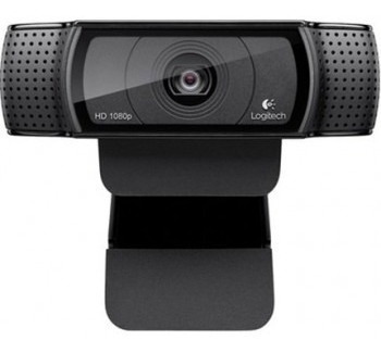 Webcam Logitech C920 Hd Pro Full Hd 1080p 15mp Box Lacrado