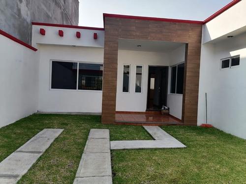 Imagen 1 de 12 de Se Vende Casa Nueva  En Cuautla