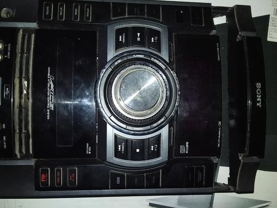 Painel Frontal Som Sony Genezi Mhc-gtx888 Completo