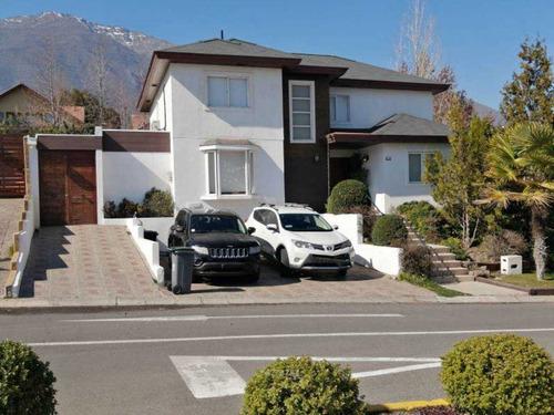 Casa Alto Macul, 5 Habitaciones, 3 Estac