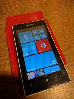 Nokia Lumia 520 Para Personal Con Funda Permuto