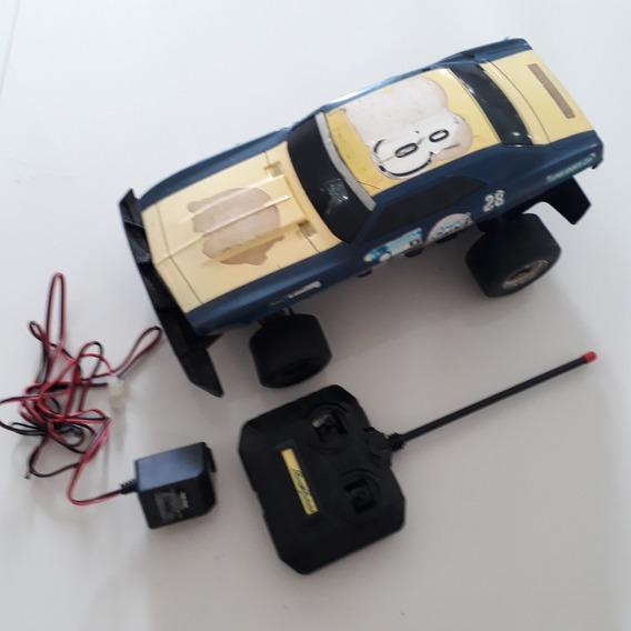 Carro Controle Remoto Antigo Radio Shack Não Funciona