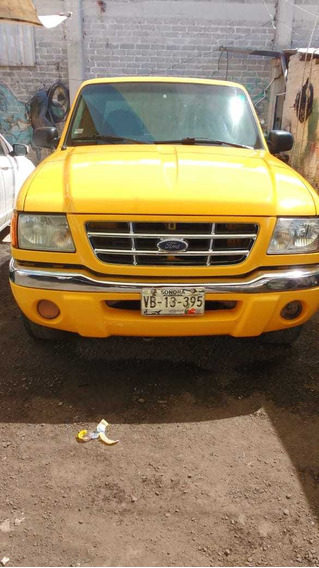 Ford Ranger 2003 Pickup Xl L4 Crew Cab 5vel Aa Mt