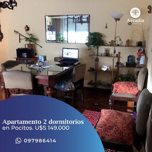 Venta Apartamento En Pocitos 2 Dormitorios