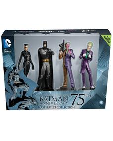 Box Batman 75 Anos Masterpiece - Edição Limitada