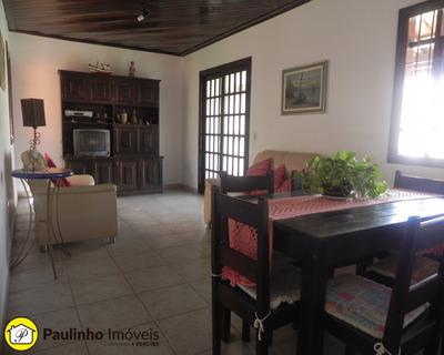 Casa Para Venda E Locação De Temporada Na Praia De Peruíbe - Ca03117 - 33661339