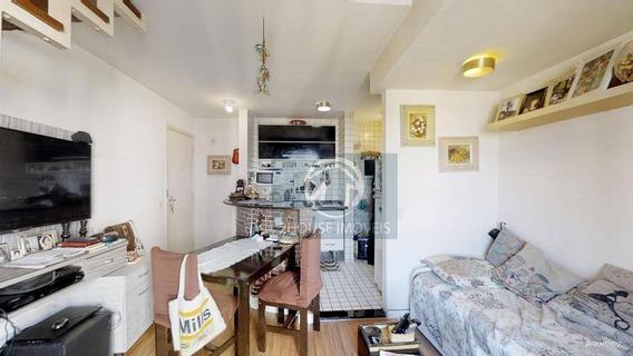 Apartamento Com 1 Dormitório À Venda, 39 M² Por R$ 435.000 - Vila Leopoldina - São Paulo/sp - Ap24914