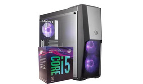 Computador Gamer Intel I5 8400 8gb Gtx 1660 6gb Mb500