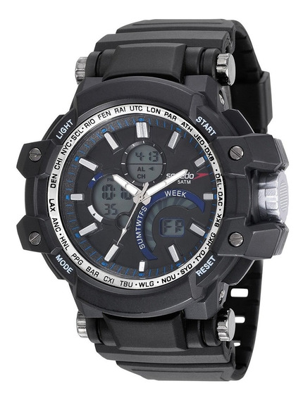Relógio Speedo Masculino 81175g0evnp2