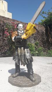 Leatherface Figura Impresion 3d Juguete Muñeco Simil Neca