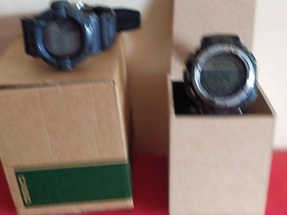 Relógio G Shock 9200 Casio E Relógio Casio Protrek 130.