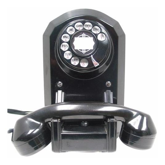 Telefono Antiguo Marca Automatic Electric Monophone Ae 50