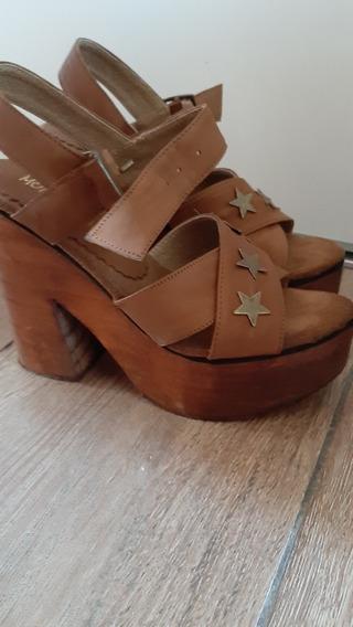 Plataformas, Zapatos, Talle 36