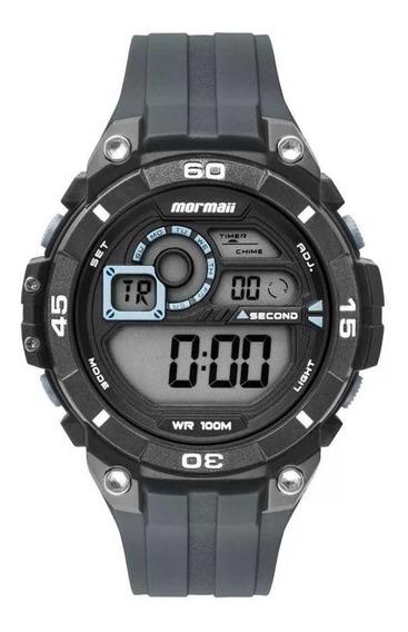 Relógio Mormaii Masculino Mo2019aa/8a C/ Garantia E Nf