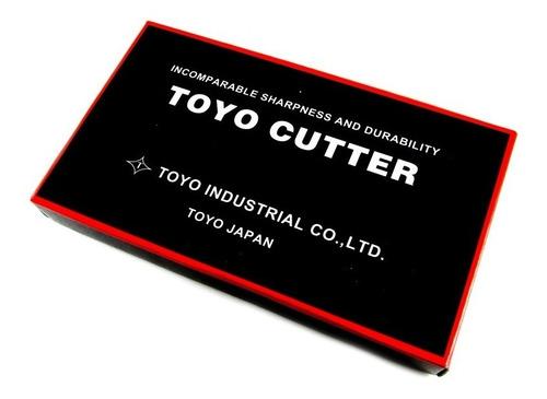 Imagen 1 de 3 de Cortavidrios Toyo Tc 96 Japones Original Caja De 6 Unidades