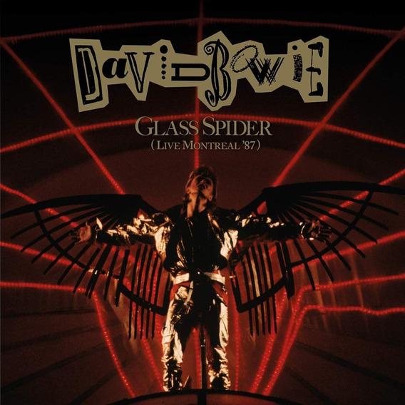 Cd : David Bowie - Glass Spider (live Montreal ( Oferta )