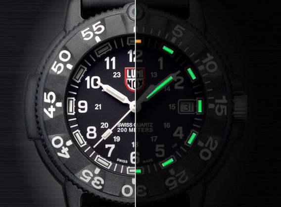 Relógio Luminox Série 3100
