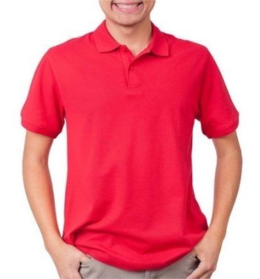 Camiseta Polo 3xl, 4xl 5xl Varios Tonos, Tallas Extras
