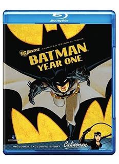 Blu-ray : - Batman: Year One (with Dvd)