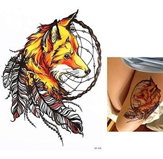 Tatuagem De Rena Para Homem No Mercado Livre Brasil