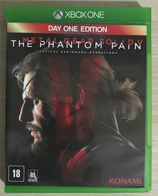 Metal Gear Solid V (the Phantom Pain) Xbox One (mídia Fís.)