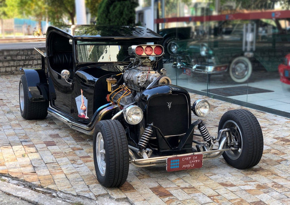 Ford T Bucket - 1929 (hot Rod)