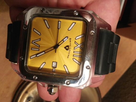 Bonito Reloj Suizo ( Swiss Legend )