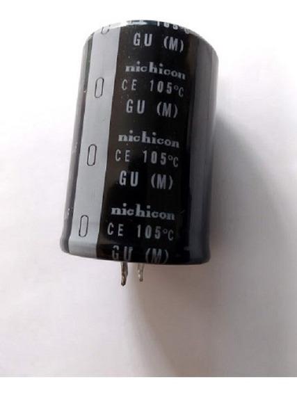 Kit 10x Capacitor Eletrolitico 470uf 450v 400v