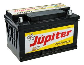 Bateria Automotiva Júpiter 70ah 12v Com Prata