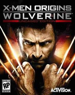 Random Steam Key + X Men Origins Wolverine Juego Pc Windows