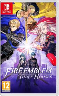 Fire Emblem Three Houses Físico Nsw + Envio Gratis