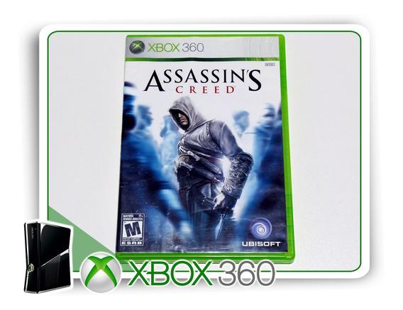 Assassins Creed Original Xbox 360 - Mídia Física