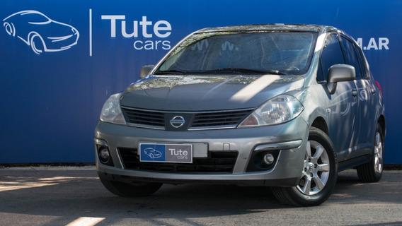 Nissan Tiida 1.8 6mt Tekna