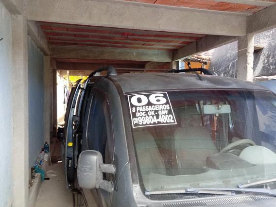 Fiat, Doblo Adventure, 2006, Gnv, 8 Lugares No Doc, 2019 Ok