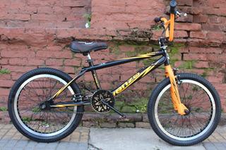 Bicicleta Venzo Inferno Rodado 20 Bmx Rotor Planet Cycle
