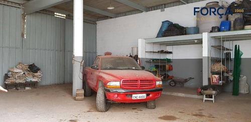 Imagem 1 de 10 de Galpão Para Alugar, 59 M² - Cumbica - Guarulhos/sp - Ga1073