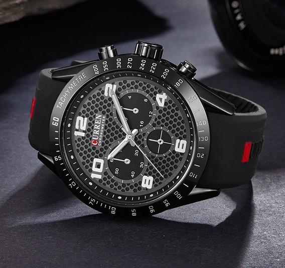 Relógio Masculino Curren Mod 8167