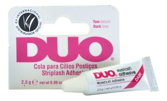 Klass Vough Duo Cola Preta Para Cílios Postiços A Prova D