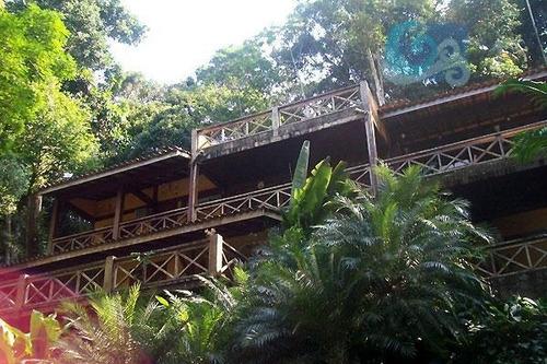 Imagem 1 de 12 de Iporanga Casa À Venda, Condomínio Iporanga - Guarujá - Ca0305