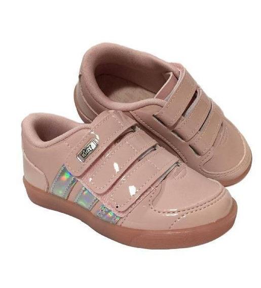 Tenis Kidy Love Baby Infantil Feminino 4005