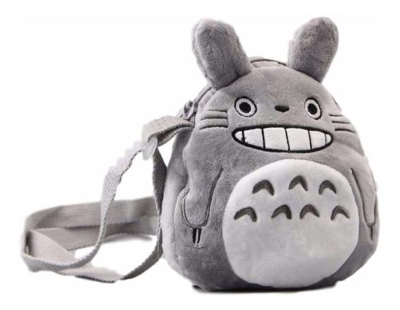 Bolsa Ombro Anime Meu Vizinho Totoro My Neighbor Totoro