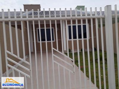 Casa Para Venda Em Fazenda Rio Grande, Eucaliptos, 3 Dormitórios, 1 Banheiro, 2 Vagas - 930