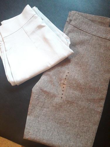 Pantalones De Vestir Para Dama Talla S Pantalones Casuales Mercado Libre
