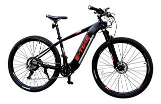 Bicicleta Eléctrica Todoterreno E-time / E-11 Rin 29