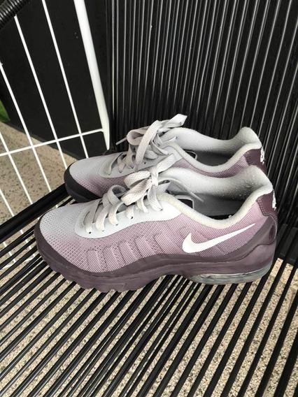 Tênis Nike Air Infantil Tamanho 34 Pouco Uso Original