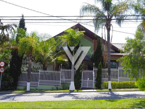 Casa Com 4 Dormitórios, Jardim América - Sorocaba/sp - Ca1495