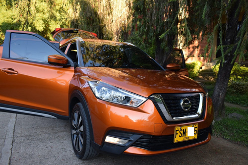 Nissan Kicks Exclusive Cvt.   Modelo 2020 Negociable !!