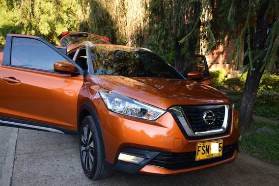 Nissan Kicks Exclusive Cvt. Modelo 2020 Negociable !!