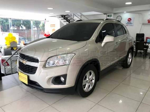 Chevrolet Tracker Lt 1.8, 2014 Aut, Sunroof, Permuto