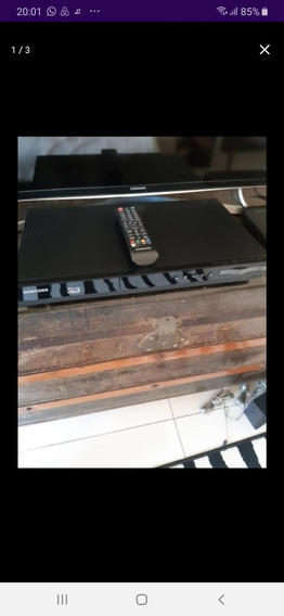 Aparelho De Dvd Blu-ray 3d Modelo 4k Fiull Hd